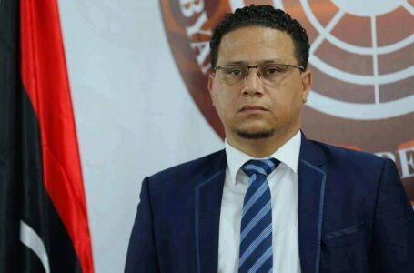 بليحق: انعقاد جلسة النواب برئاسة النائب الأول