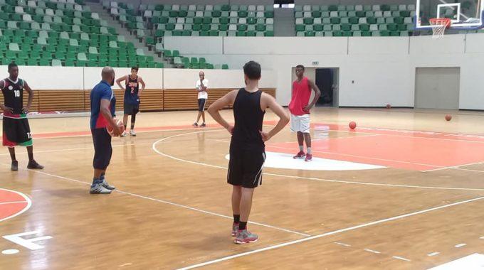 منتخب ناشئي السلة يستعد للمشاركة في البطولة الإفريقية