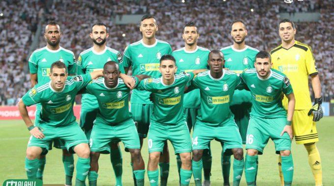 أهلي طرابلس يستعد لمباراته أمام الوداد المغربي