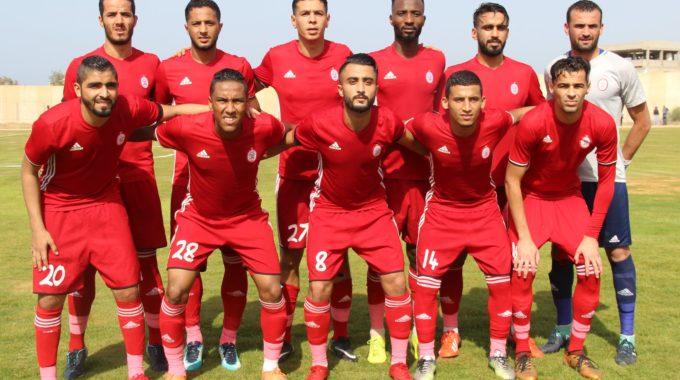 الاتحاد يتعادل مع النادي الصفاقسي في مباراة ودية