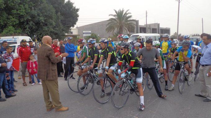 المنتخب الوطني للدرجات يصل الجزائر للمشاركة في البطولة العربية