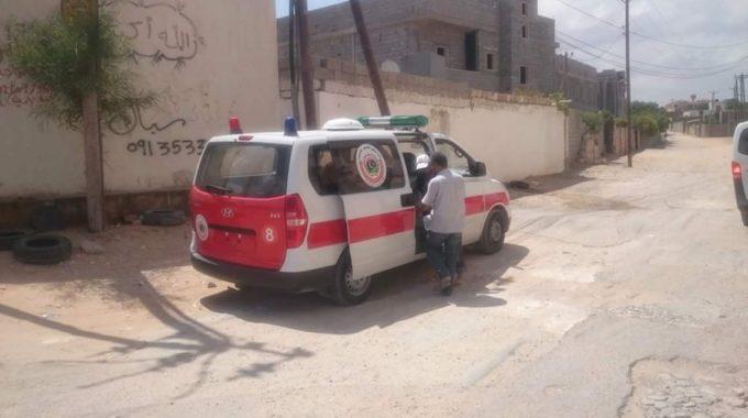 الهلال الأحمر: إخلاء 31 عائلة من مناطق الاشتباك جنوب المدينة