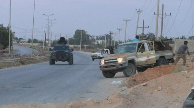 15 قتيلا جراء الاشتباكات المسلحة الجمعة