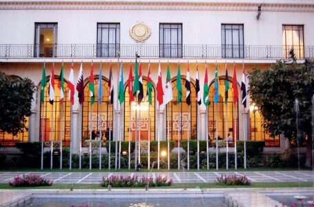 الجامعة العربية تدعو النواب إلى الإسراع في إقرار قانون الاستفتاء