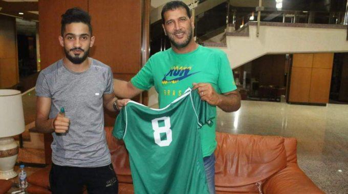 فراس شليق ينتقل إلى نادي النصر
