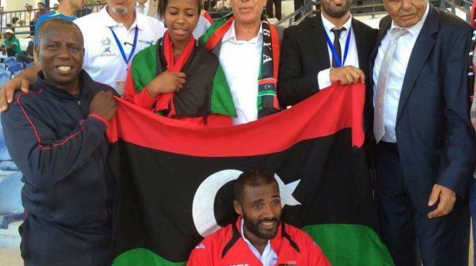 انطلاق فعاليات بطولة ليبيا لألعاب القوى للميدان والمضمار