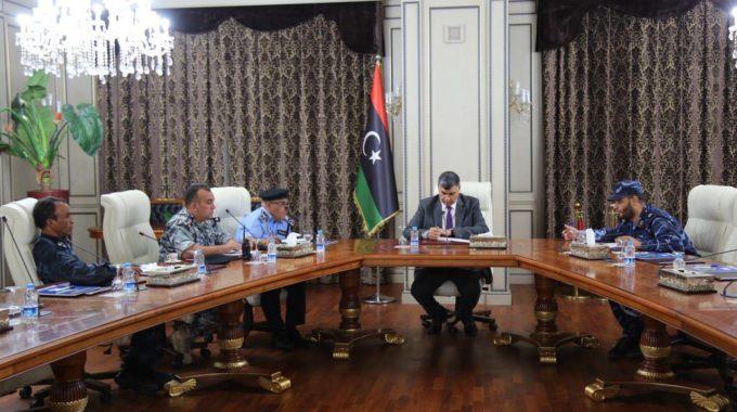 خطة أمنية لتأمين المقرات والمؤسسات والبعثات الدبلوماسية
