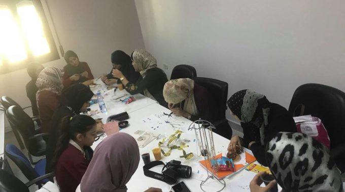 مكتب الشباب بالعدالة والبناء يختتم مشروعه التدريبي