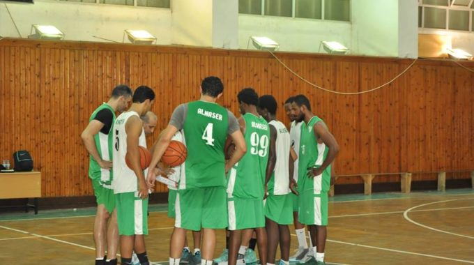 سلة النصر تعلن إنسحابها من البطولة العربية