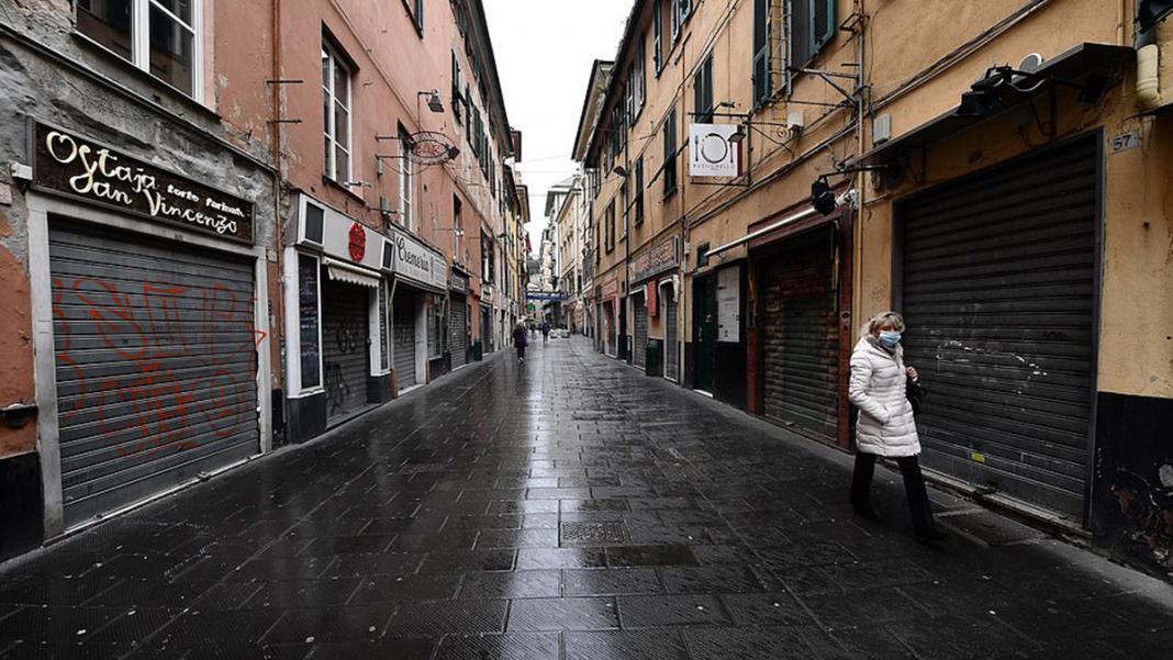 شوارع إيطاليا