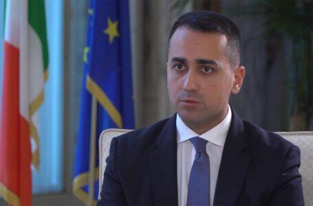 دي مايو: إيطاليا ستسعى لتجنب أي محاولات لتقسيم ليبيا