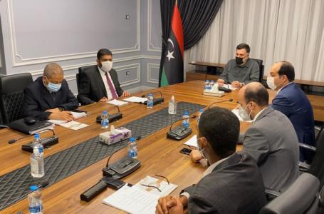 المجلس الرئاسي يتابع نقل الاختصاصات المحلية للبلديات