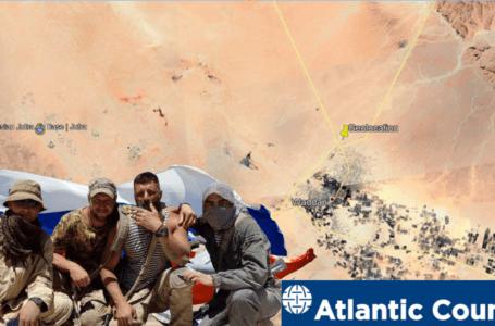 المجلس الأطلسي: من المرجح أن تحافظ روسيا على وجودها العسكري شرق ليبيا