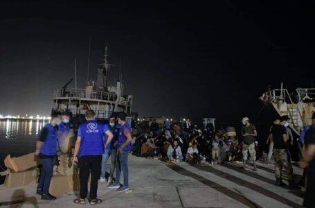 حرس السواحل ينقذ 345 مهاجرا غير نظامي بعمليتن منفصلتين