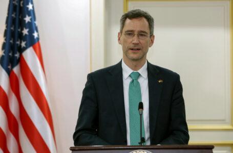 الخارجية الأمريكية: محادثات إخراج المرتزقة من ليبيا تسير بالاتجاه الصحيح