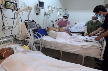 المختبر المرجعي: نسبة الإصابات اليومية تتراوح بين 57 و60%