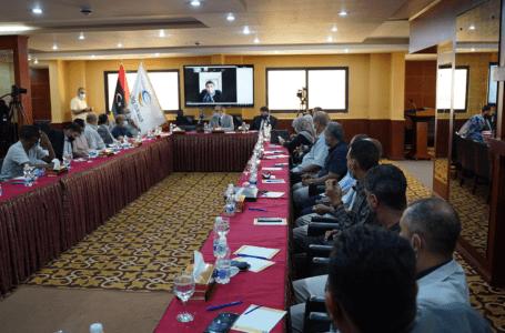 الهيئة العليا بحزب العدالة والبناء تنتخب رئاستها