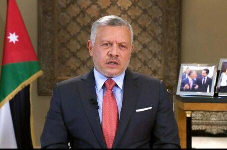 الملك الأردني يؤكد دعم بلاده لحماية وحدة وأمن ليبيـا