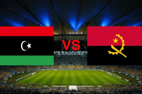 منتخبنا الوطني يواجه أنغولا في ثاني مبارياته لتصفيات المونديال