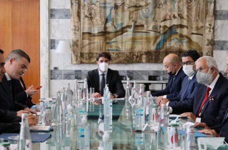 الداخلية الإيطالية واللافي يناقشان عددا من الملفات الأمنية