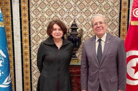 الجرندي وروزماري يرحبان بنتائج مؤتمر دعم استقرار ليبيا