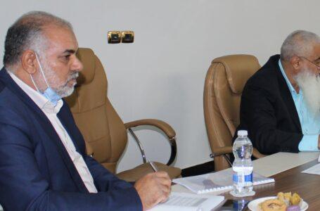 الليبيـة الإفريقية للطيران القابضة تناقش الموازنة التقديرية لعام 2022