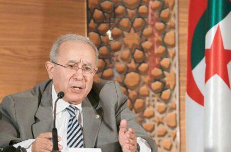 لعمامرة: إقامة مؤتمر طرابلس داخل ليبيا نقطة تحول مفصلية
